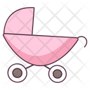 Baby Buggy Icon