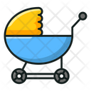 Baby Carriage Baby Cart Baby Transport Icon