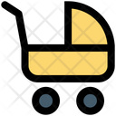 Baby Buggy Baby Bug Baby Carriage Icon