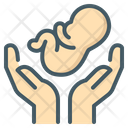 Baby Care Pediatrics Newborn Icon
