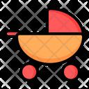 Baby Littlestroller Child Icon