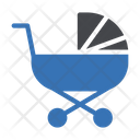 Baby Carriage Baby Pram Carriage Icon