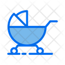 Baby Carriage Carriage Stroller Icon