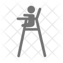 Baby Chair Baby Icon