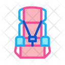 Chair Baby Seat Icon