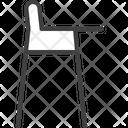 Feedingchair Feeding Chair Baby Chair Icon