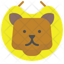Baby cloth Icon