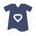 Baby Clothes Shirt Icon