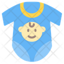 Baby Clothes Kid And Baby Garment Icon