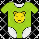 Baby Clothes Onesie Baby Dress Icon