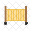 Baby cot Icon