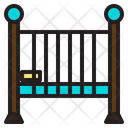 Baby Cot Baby Crib Baby Crib Icon