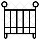 Baby Cribs Icon