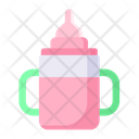 Baby Cup Sippy Cup Training Cup Icon