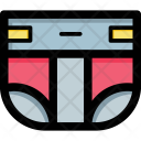 Diaper Baby Pamper Icon