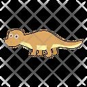 Baby Dinosaur Icon