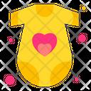 Baby Dress Dress Baby Icon