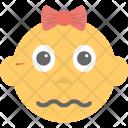 Baby Emoji Kid Icon