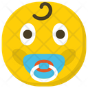 Baby Emoji Icon