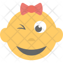 Baby Emoji Kid Icon
