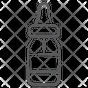 Baby Bottle Baby Feeder Feeding Bottle Icon