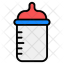 Milk Bottle Baby Bottle Baby Feeder Icon