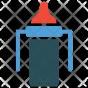 Baby Bottle Feeder Icon