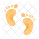 Baby Feet Icon