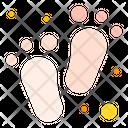 Baby Feet Feet Baby Icon