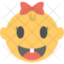 Baby First Tooth Icon