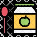 Baby Food School Icon