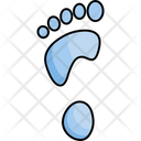 Baby Foot Foot Footprint Icon