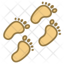 Baby Footprint Icon