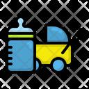 Baby Gear Shop Icon