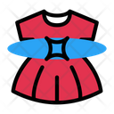 Baby Suit Cloth Icon
