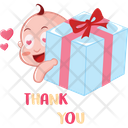 Baby Got Gift Icon