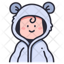 Baby Hoodie Icon