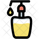 Baby Shampoo Lotion Icon
