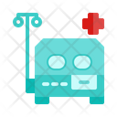 Baby incubator Icon