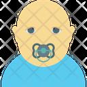 Baby Infant Icon