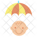 Baby Insurance Icon