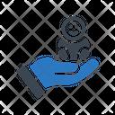 Life Insurance Care Icon
