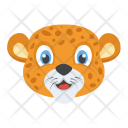 Baby Leopard Icon