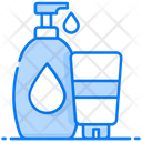 Skin Lotion Baby Hygiene Lotion Icon