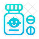 Baby Medicine Icon
