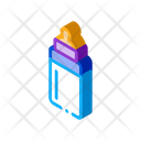 Baby Bottle Milk Icon