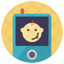 Baby Mobile Screen Icon