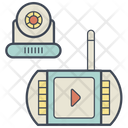 Baby Monitor Icon