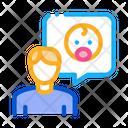 News Baby Pediatrics Icon