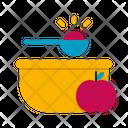 Baby Nutrition Icon